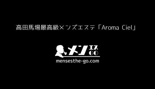高田馬場最高級メンズエステ「Aroma Ciel」
